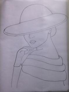 Sensualidad bajo el sombrero