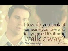 The vow. Such a sad quote