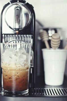 mmmm, iced coffee