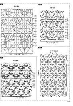 Foto: Crochet Instructions, Crochet Diagram, Crochet Chart, Thread Crochet, Filet Crochet, Irish Crochet, Diy Crochet, Crochet Doilies, Beginner Knitting Patterns