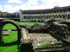 museo Gaio Cilnio Mecenate #Arezzo