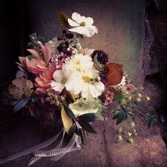 Autumnal bouquet by Pyrus
