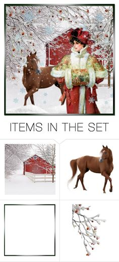 """""""Snowy Trip"""" by loves-elephants ❤ liked on Polyvore featuring art"""
