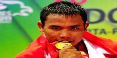 Horas Manurung Sembahkan Satu Medali Emas di SEA Games 2015