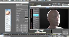 Understanding V-Ray Skin Material and creating a Realistic Human Skin, Understanding V-Ray Skin Material and creating a Realistic Human Skin, Part 01, V-Ray skin material, skin shader, how to use skin material, realistic skin material, human skin, rendering, tutorial, video tutorial, mographplus