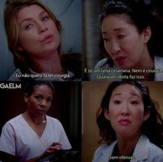 Sem ofensas Anatomy Grey, Greys Anatomy Frases, Grays Anatomy Tv, Cristina Yang, Derek Shepherd, Grey's Anatomy Wallpaper, Lexie Grey, Owen Hunt, Grey Quotes
