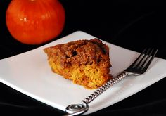 Pumpkin Raisin Cake recipe - Foodista.com