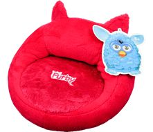 FURBY stol Pink