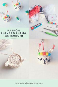 Quick Crochet, Cute Crochet, Knit Crochet, Crochet Cardigan Pattern, Crochet Patterns Amigurumi, Cat Amigurumi, Crochet Keychain, Crochet Necklace, Amigurumi For Beginners