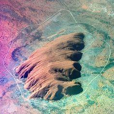 Ayers Rock, (Uluru)Australia