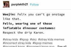 Funny Kpop Memes, Kid Memes, True Memes, Funny Quotes, Kim Woo Jin, All About Kpop, How To Stop Procrastinating, Losing A Child, Korean Music