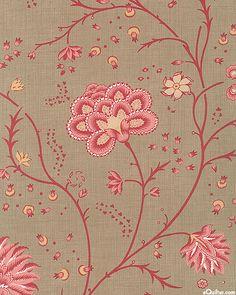 Rouenneries Deux - Flower Of The East - Warm Khaki