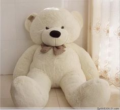 MASSIVE PLUSH FRIEND: This teddy bear has plenty to love. You can cuddle up next to him and provide tons of bear hugs. IDEAL GIFT: Our bears come in many colors and sizes, perfect for any occasion. Your loved ones will find the perfect bear hug every time. 100% NEW: All Joyfay Teddy Bears receive the Pennsylvania stuffed toy certificate after going through extensive testing. We use only new materials to ensure your kids safety. In addition, the stuffing is made of 100% new polyester with…