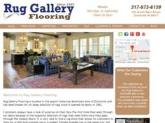 New Carpet and Rug Dealers added to CMac.ws. Rug Gallery Flooring in Zionsville, IN - http://carpet-and-rug-dealers.cmac.ws/rug-gallery-flooring/1229/