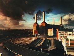 Technical ecstasy: the album cover art of Hipgnosis – in pictures | Art and design | The Guardian