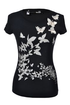 #Love #Moschino #shirt #butterfly #fashionblogger #clothes #designer #onlineshopping #vintage #secondhand #mymint #classy