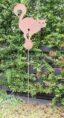 Rost bl atter edelrost bl tter herbstbl tter for Rost gartenstecker