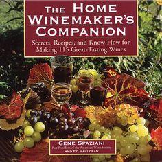 The Home Winemaker's Companion  #sausagemaker