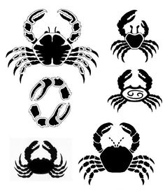 Crab Tattoo Designs Collection