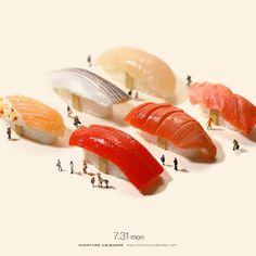 "31.5b Beğenme, 142 Yorum - Instagram'da 田中達也 Tatsuya Tanaka (@tanaka_tatsuya): "". 1.17 sun ""1seater"" . ぎょう座。 . #餃子 #ソファ #Dumplings #Sofa #食品サンプルです . ."""