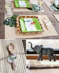 jungle baby shower - Google Search