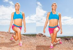 7 super-charged exercises for leg day – Leg Day Workout ideas - Women's Health & Fitness
