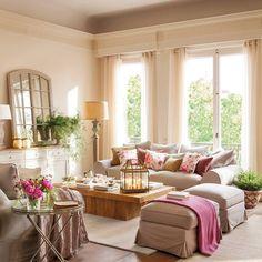 """Lovely Deco: Les plus beaux salons """" El Mueble """" : part 1"""