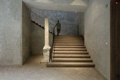 The Condestable's House in Pamplona, Spain by Tabuenca & Leache Arquitectos   Yellowtrace.