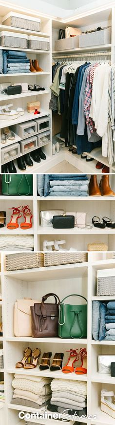 See how TCS Closets helped Piper and Matt find their dream closet that meets all of their needs.
