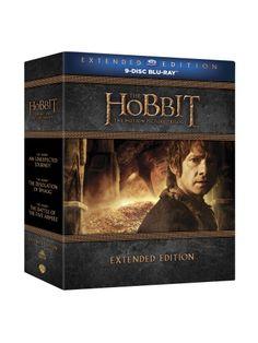 Det komplette episke eventyr - NB ekstra materiale er ikke med undertekster Alle tre film i instruktør Peter Jacksons trilogi, baseret på J.R.R. Tolkiens vedvaren...