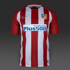 b3c7977d9 Atletico Madrid 2016 17 Home Men Soccer Jersey Personalized Name and Number