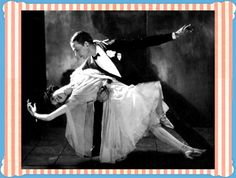 Tribute to Fred and Adele Astaire. The music is Rhapsody in Blue composed by George Gershwin. I selected this music because George Gershwin and Fred Astaire .