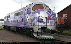 TMX 104  Bahngesellshaft TGAB