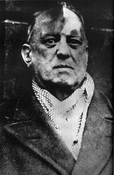 Aleister (Alexander Edward) Crowley was born on the October 12 1875 in Leamington Spa, into a family of strict Plymouth Brethren. OTO was said to have been brought to Britain from Europe in the early 20th century by Crowley, an infamous occultist and drug addict.