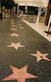 We always hear about someone getting a star on the Walk of Fame. When did the Walk of Fame start? Taking a look at the Walk of Fame is taking a look at Hollywood history.