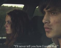 Skins uk - Effy and Freddie