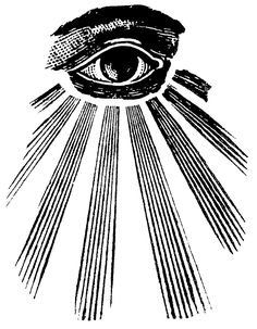 Learn what the Masonic all seeing eye symbolizes within the fraternity of Freemasonry. Ojo Tattoo, Eye Illustration, All Seeing Eye, Freemasonry, Eye Art, Ancient History, Occult, Symbols, Design Portfolio Layout