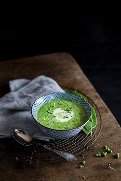 冷凍グリーンピースと玉ねぎのサワークリーム入りスープ Blog - Page 2 of 116 - CHRISTINA GREVE