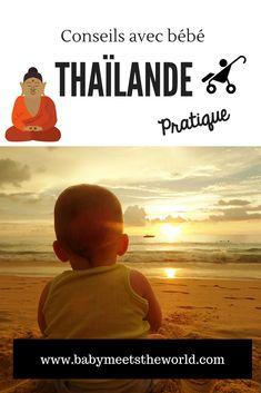 La Thaïlande avec un bébé et comment organiser votre voyage ! Family Travel, Organiser, Movie Posters, Movies, Vacation, Bebe, Family Trips, Films, Film Poster