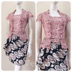 Kebaya Modern Kebaya Lace, Kebaya Brokat, Kebaya Dress, Batik Kebaya, Batik Dress, Dress Brukat, Lace Dress, Kebaya Modern Dress, Indonesian Kebaya