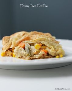 Milk Free Mom - Healthy Dairy Free Recipes & Products » Dairy Free Pot Pie