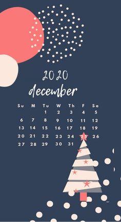 December Wallpaper Iphone, Christmas Phone Wallpaper, Holiday Wallpaper, Winter Wallpaper, Wallpaper Free, Calendar Wallpaper, Wallpaper Iphone Cute, Cute Wallpapers, December Calendar