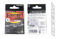 Decoy Round Snap 0   Round Snaps by Decoy   Import Tackle - Import Tackle   Online Fishing Tackle Store