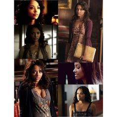 """""""Bonnie Bennett"""" by thefacefinder on Polyvore Bonnie Bennett, October 2014, Graham, Collage, Characters, Polyvore, Art, Art Background, Collages"""