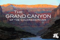 The Grand Canyon. Video by Airborn Athletics. kayak porn, spot
