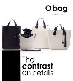 O bag - The contrast on details www.Obag.com.co