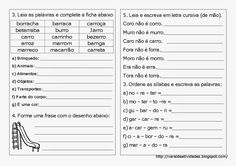 albuns da web picasa ortografia 2º ano fundamental - Google Search