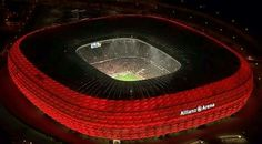 Biggest Football Stadiums in Europe - SportsGoogly Manchester City, Manchester United, Old Trafford, Football Stadiums, European Football, Ac Milan, San Antonio, Monaco, Athlete