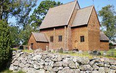 Granhult Church in Sweden