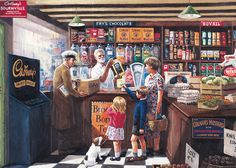 A Quarter of... by Kevin Walsh 1000 piece jigsaw puzzle